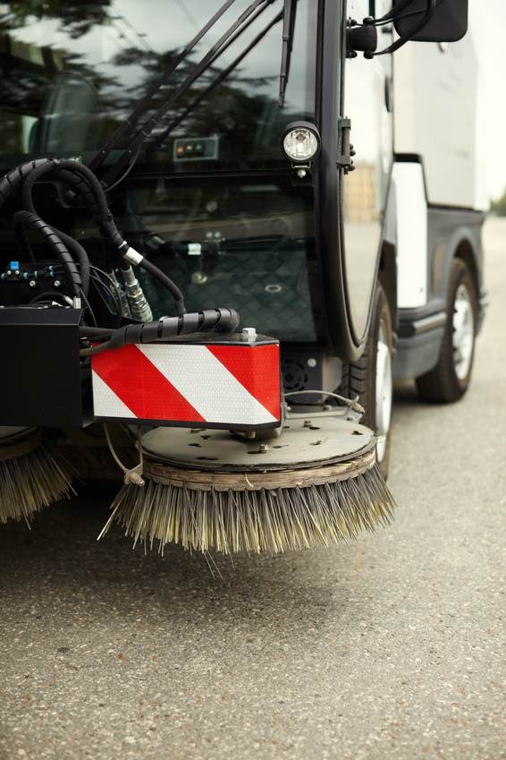 Power sweeping services