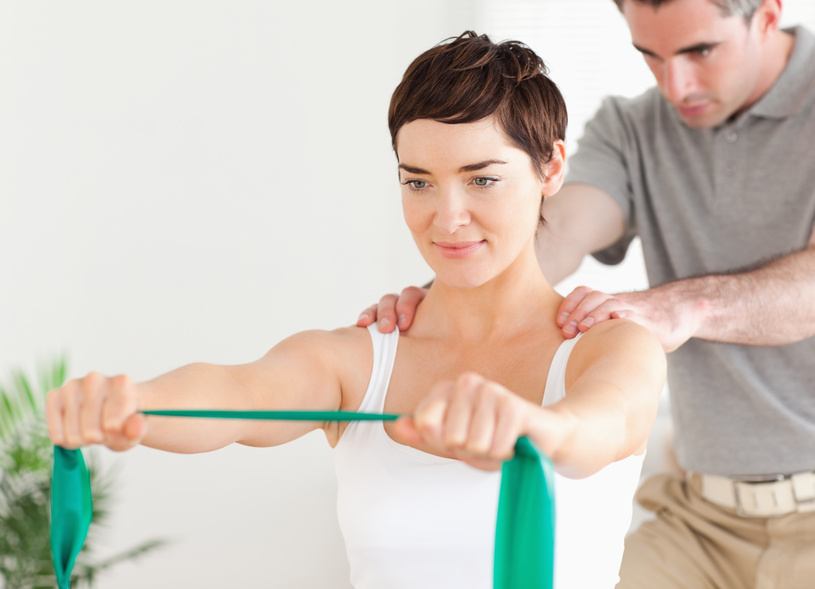 Physical therapy education and training