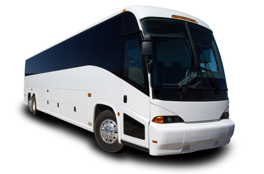 Chartered bus services