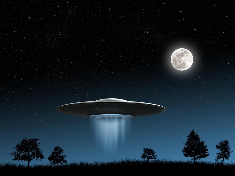 Build flying saucer