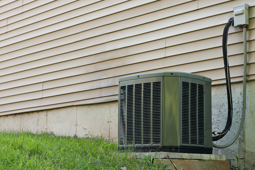 Heating and air conditioning huntsville al