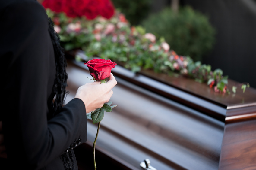 What is the average cost of a funeral