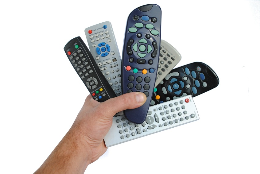 Replacement remotes for tv