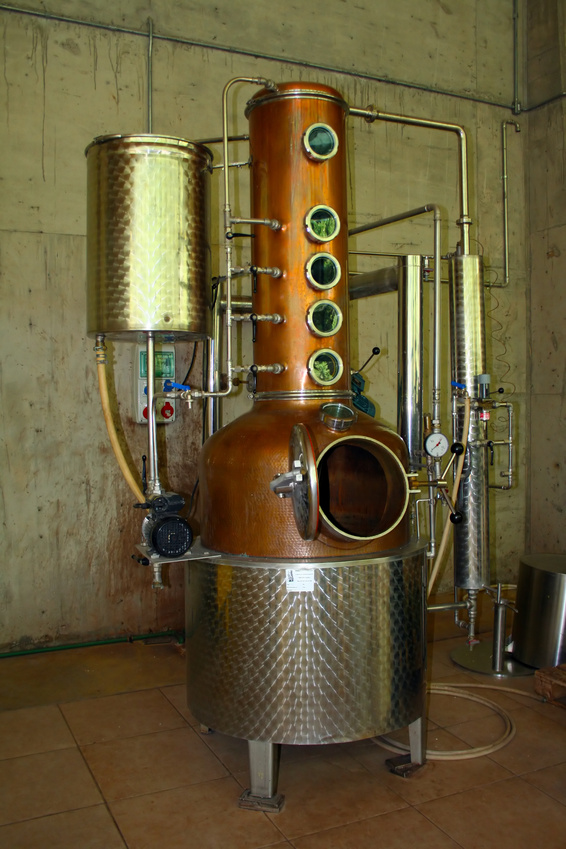Home distilling supplies