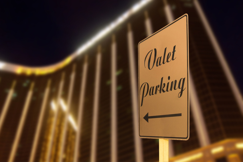 Valet parking services los angeles