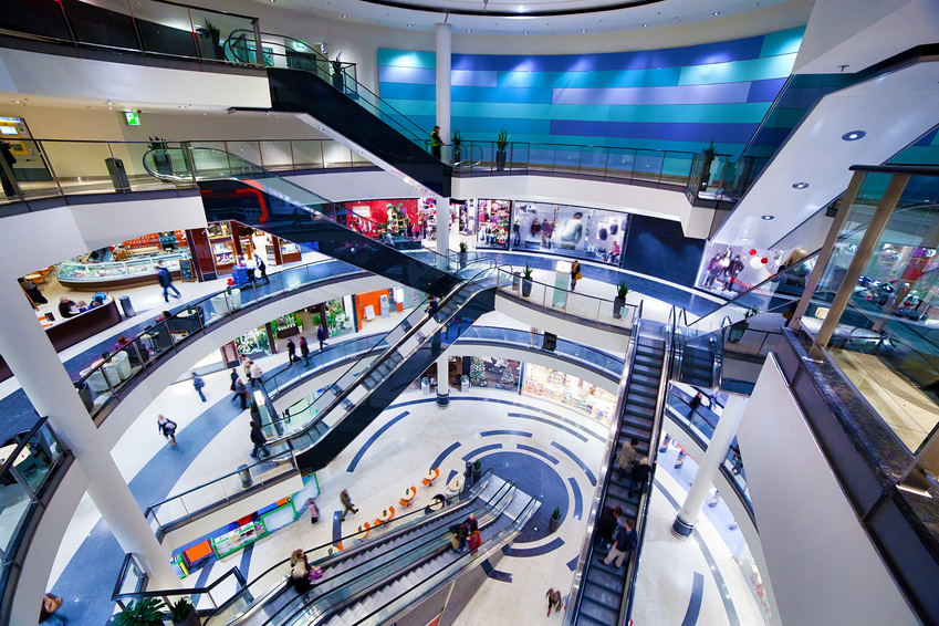 Teens, Social Media Contributing to Decline of Malls