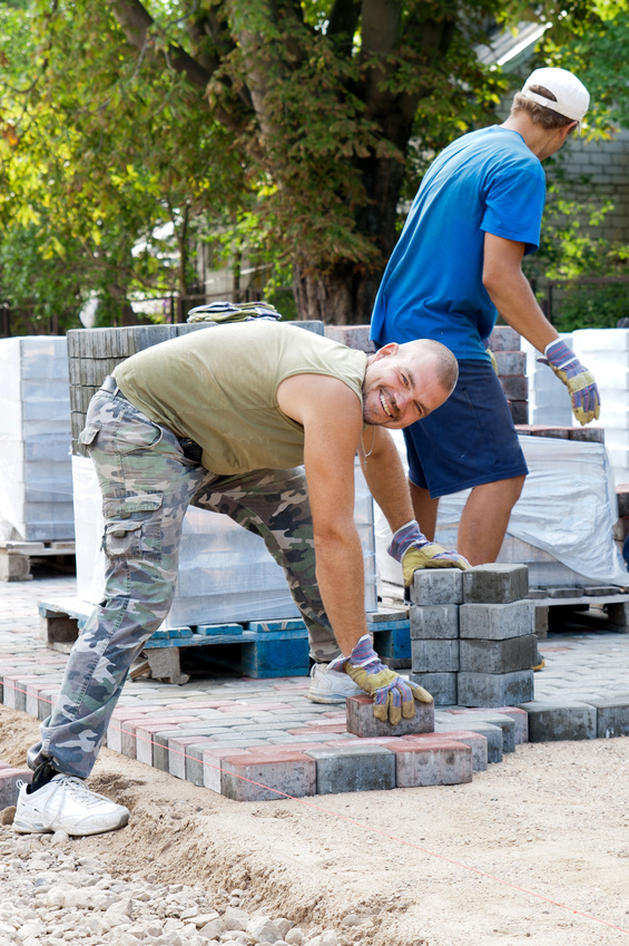 Brick pavers cost