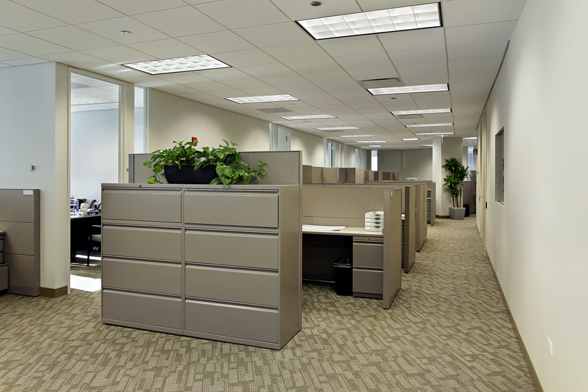 Office furniture installation services