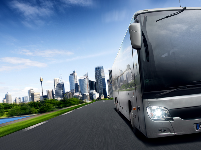 Tips on chartering a bus