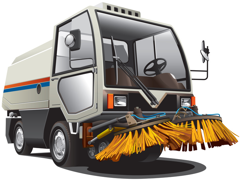 Maryland sweeping service
