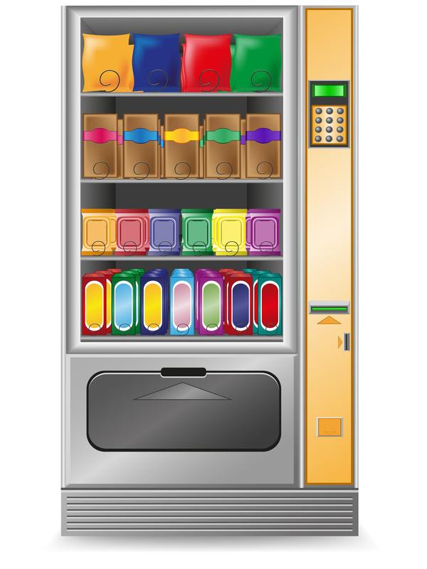 Vending machine service