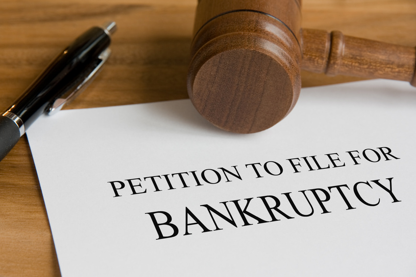 What are the different types of bankruptcy