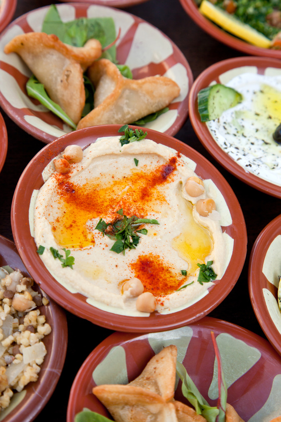 Recipes for hummus