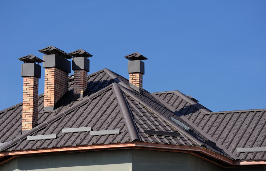 Metal roofing residential