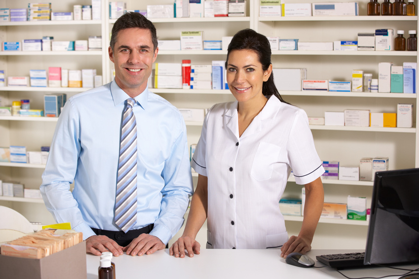 Pharmacy retail software