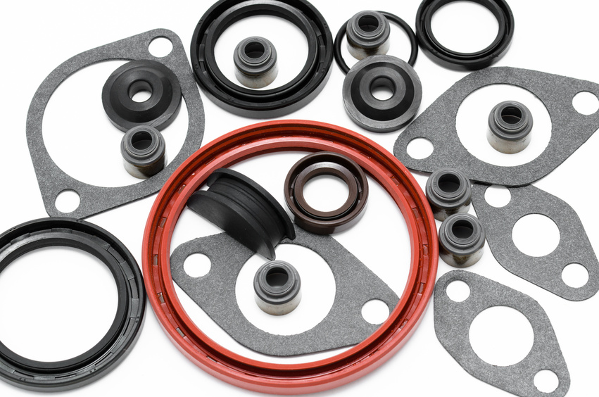 High temperature oil seals