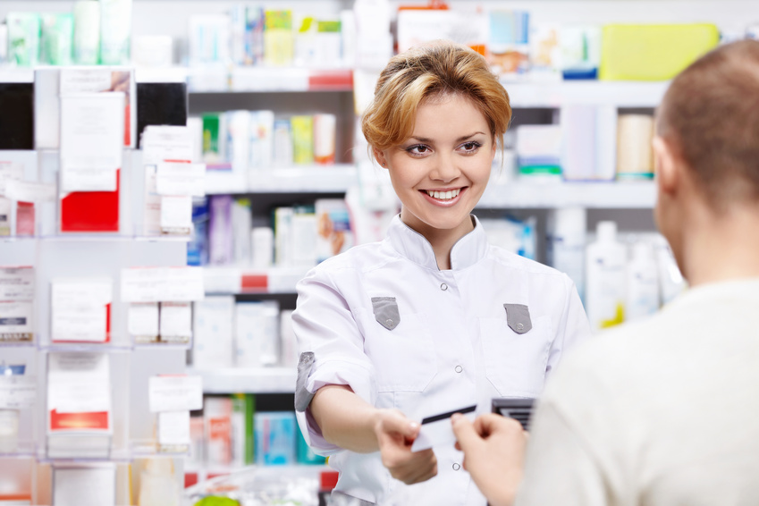 Retail pharmacy pos system