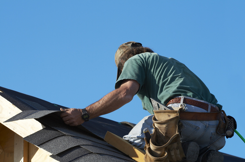 Asphalt roof contractors