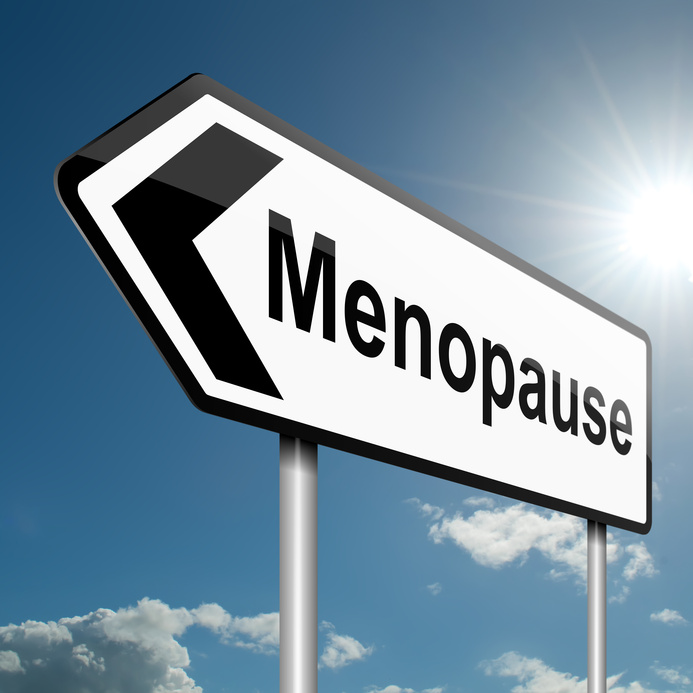 Night sweats after menopause