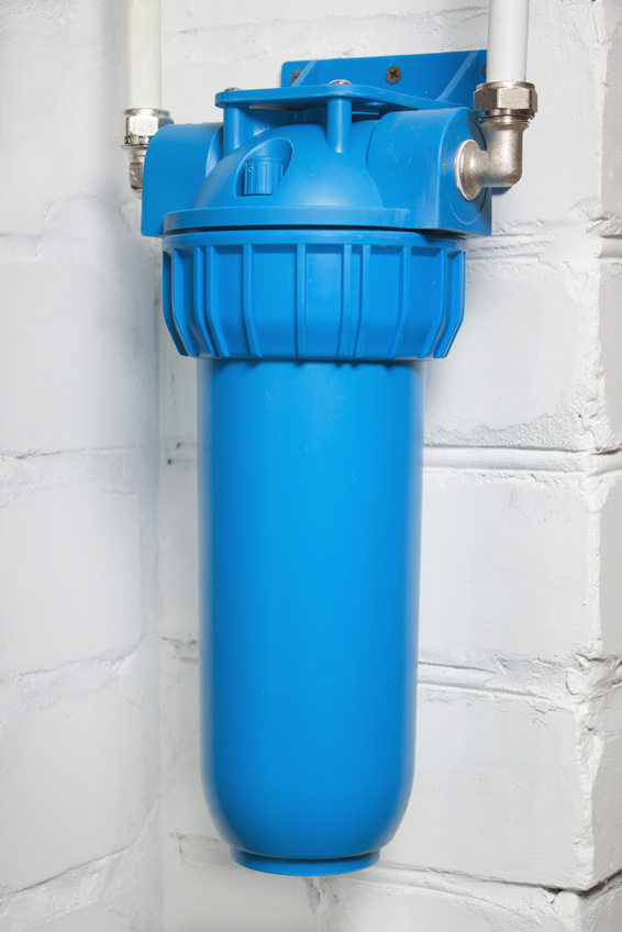 Household water softener systems