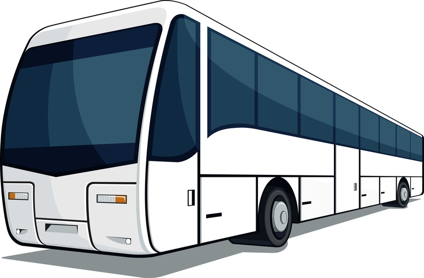 Mini charter bus rental