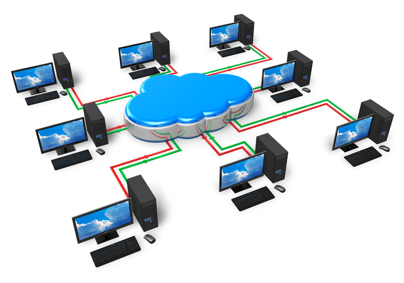 cloud based computing