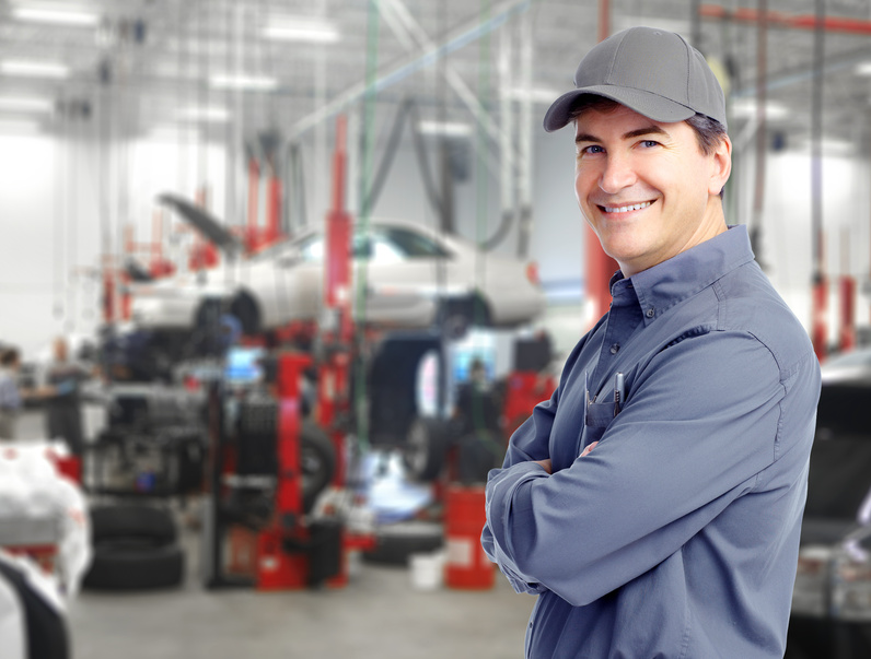 Collision repair centers