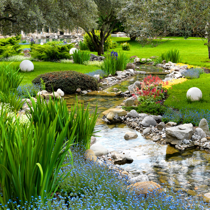 St. louis landscape design