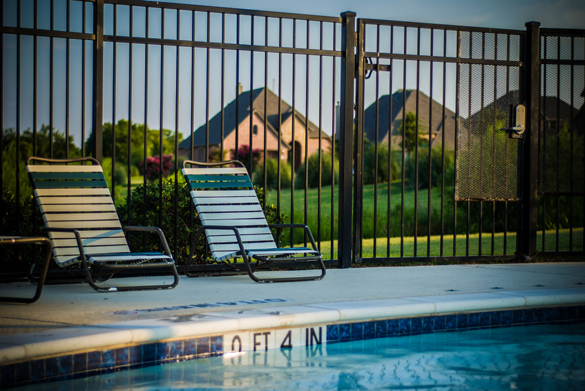 Pool fences tampa