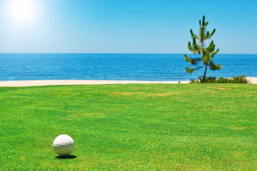 Luxury golf vacations
