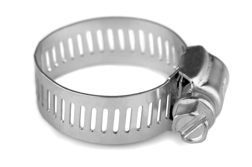 Heavy duty hose clamps stainless steel