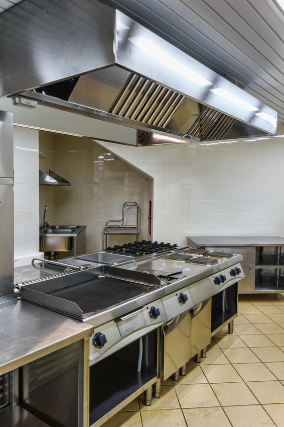 Commercial kitchen ventilation regulations