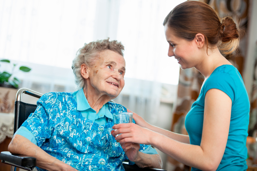 Assisted living for elderly