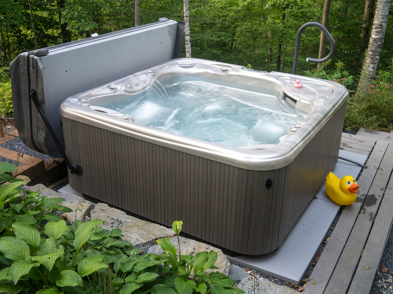 Hot tub service in vienna md