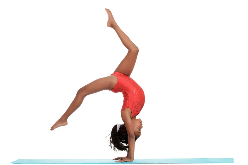 Gymnastic classes for adults
