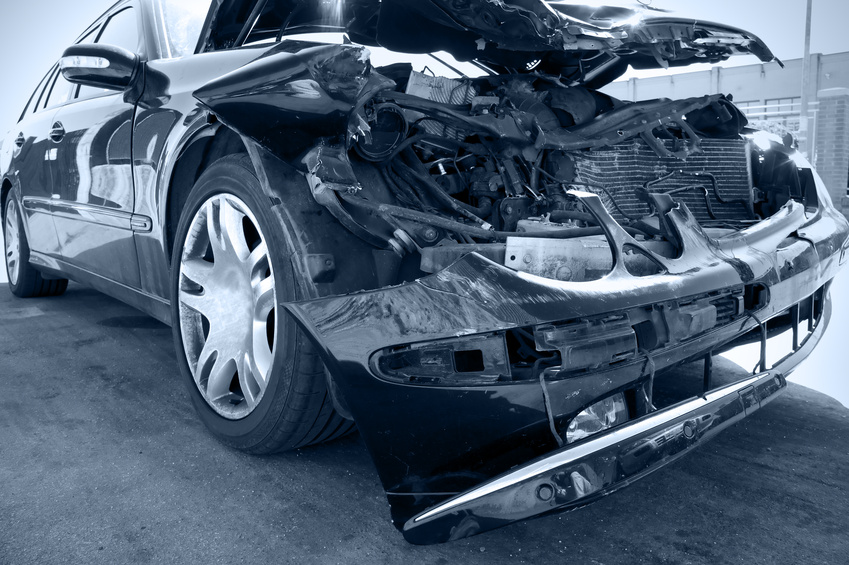 What should you do after a car accident