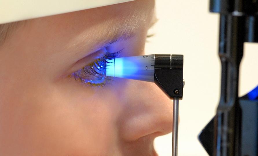 Optometrist houston