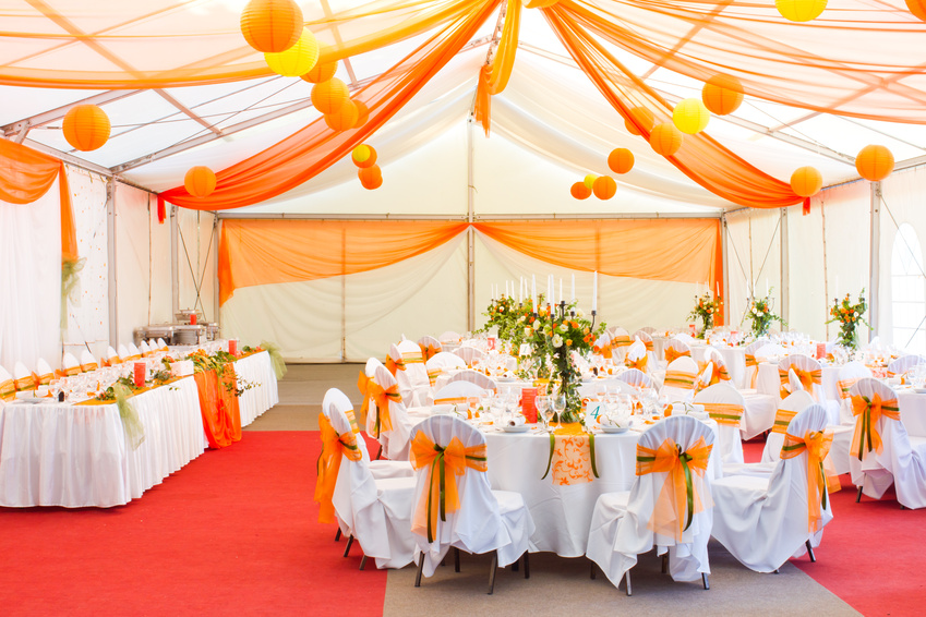 Wedding tents for rent nj