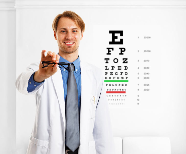 Eye exams houston