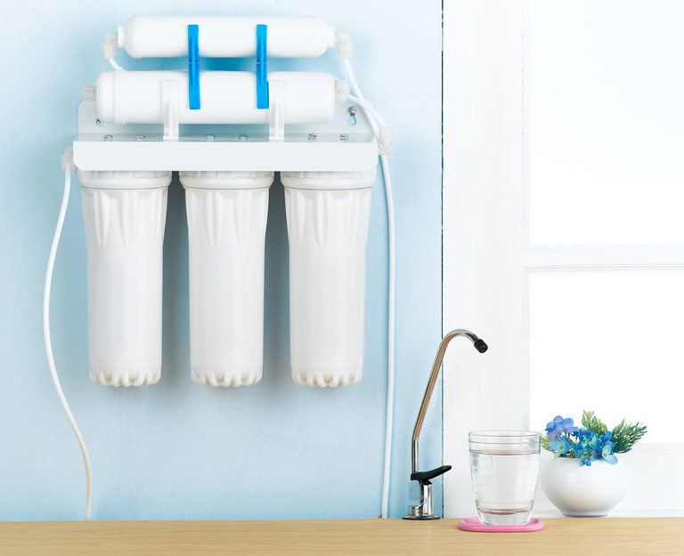 Pentek filtration