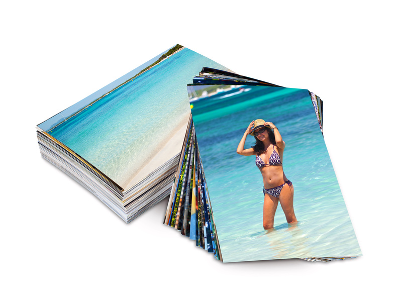 Make your own photo greeting cards