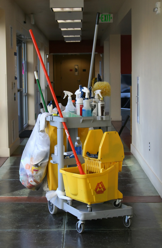Janitorial services st. paul