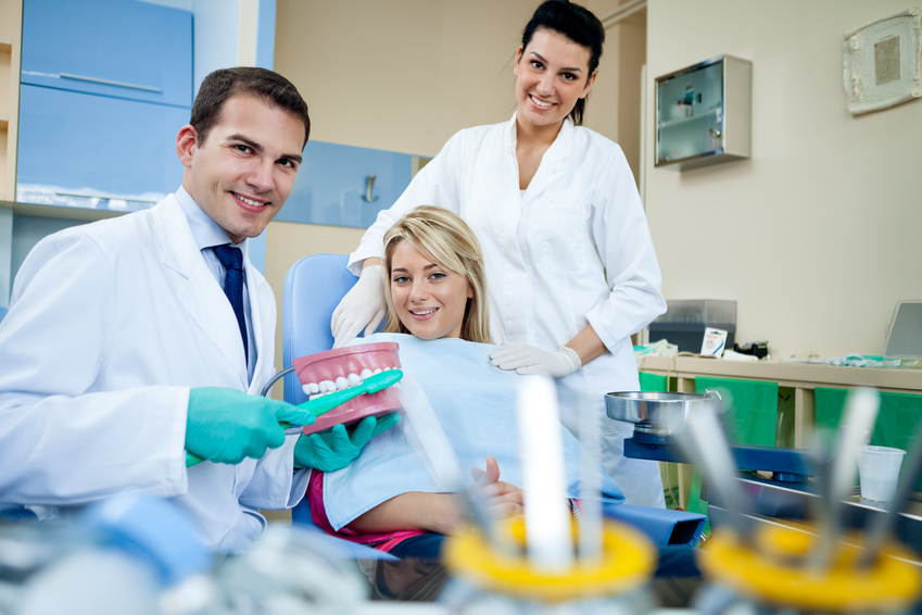 Dental office website