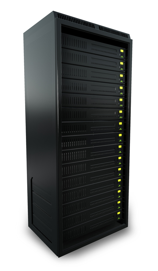 Apc server rack