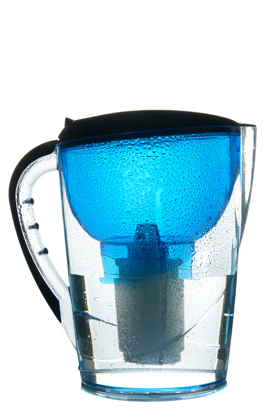 Countertop water purifier