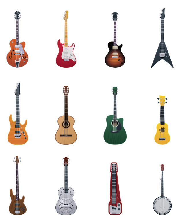Musical instruments for sale