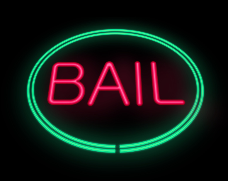 Mobile bail bond service