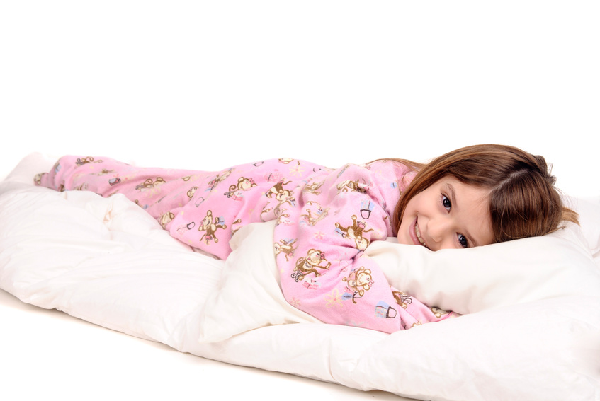 Getting a Good Night's Rest — It May Have Everything to Do With the Pajamas You're Wearing to Bed