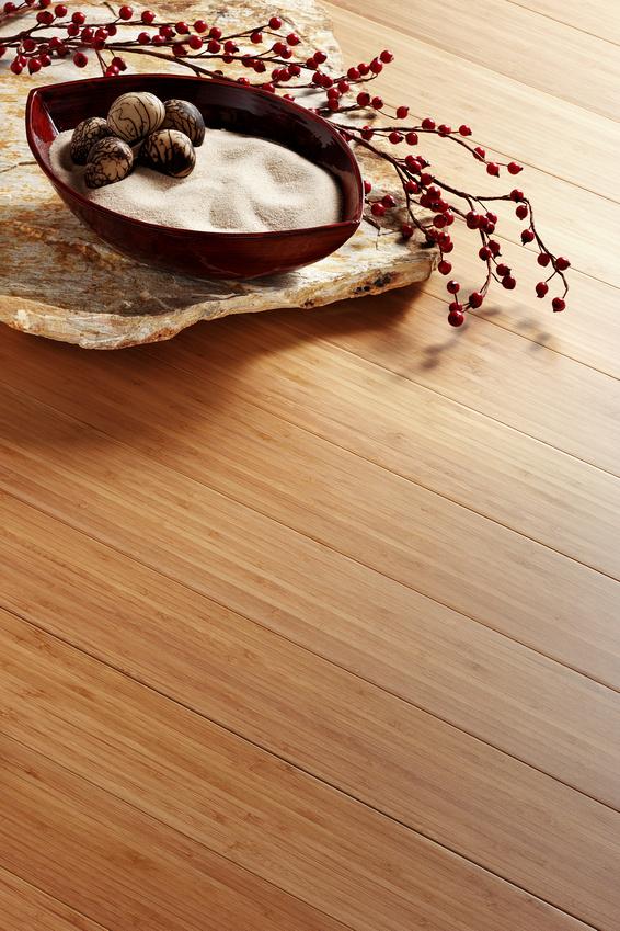 Engineered strand bamboo flooring installation