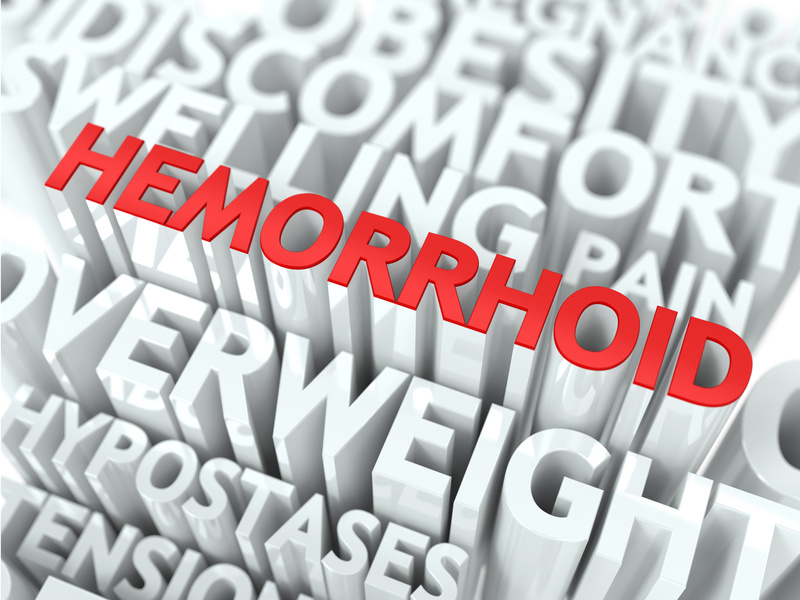How get rid of hemorrhoids